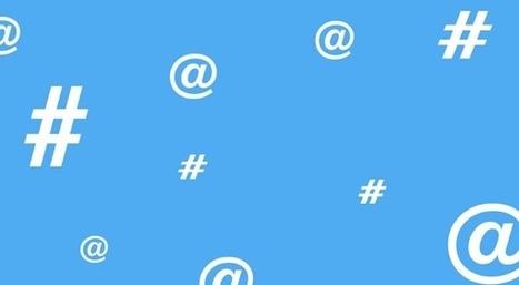 Twitter pourrait supprimer @ et # (pour attirer de nouveaux utilisateurs)   Marketing   Scoop.it