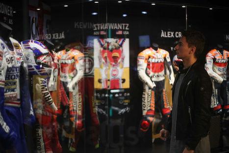Jorge Lorenzo Opens MotoGP Museum in Andora | M A G | Scoop.it