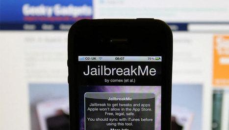Как установить джейлбрейк на iOS (iPad, iPhone, iPod) | Business-all.com | electronic-journals | Scoop.it