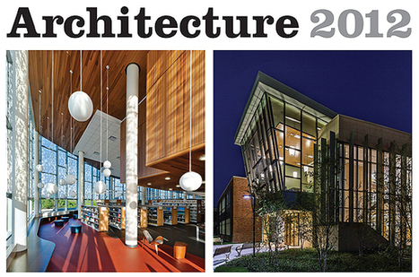 Year in Architecture 2012: Waves of the Future [8 Photo Galleries] | School library design ideas | Scoop.it
