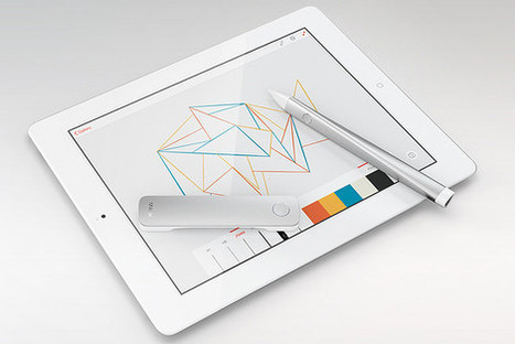 Adobe Bets on an iPad Pen and Ruler in Hardware Debut - Personal Tech News - WSJ | Daily Magazine | Scoop.it