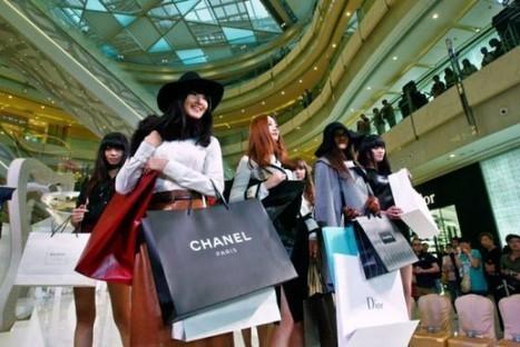 Luxe : Comment attirer les touristes chinois grâce au numérique ? | Médias sociaux et tourisme | Scoop.it