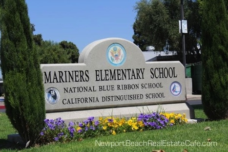 Newport Beach Homes for Sale near Mariner's Elementary School | Newport Beach Real Estate | Scoop.it