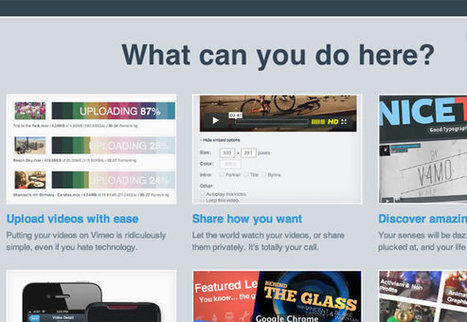 User Interface Design Trends for Streaming Video | Tips | Duct Tape Media | Scoop.it