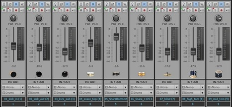 10 Mixdown Tips For the Aspiring Audio Engineer - Disc Makers Echoes | iPad Musicians | Scoop.it