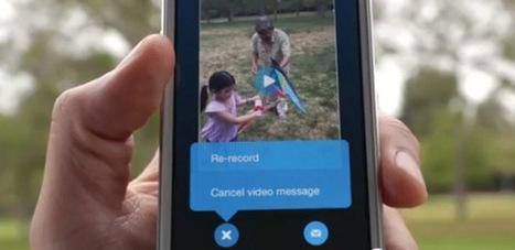 Novo recurso do Skype permite enviar mensagens de vídeo ~ Várias Webs - o que a Web tem de melhor - Informação e diverção! | www.variaswebs.com | Scoop.it