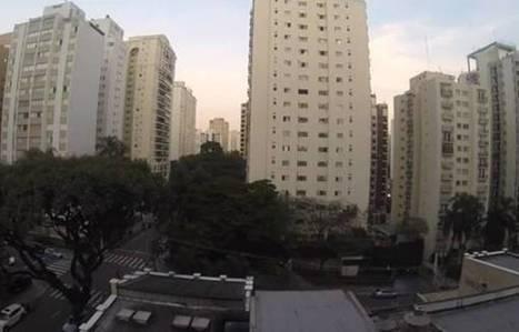 São Paulo neighbourhood erupts when Brazil scores - eNCA | São Paulo, figurações em filme e vídeo. | Scoop.it