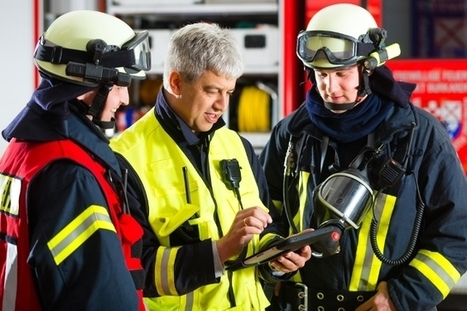 Tablets' Mobility, Connectivity Lead to Adoption by Emergency Managers | Healthcare Emergency Management | Scoop.it