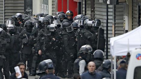 Les occupants de l'appartement de Saint-Denis n'étaient-ils armés que d'un pistolet ? | Think outside the Box | Scoop.it