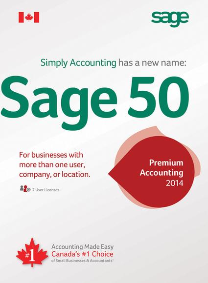 Sage 50 Comptabilité Supérieur 2014 : Impôts, comptabilité et finances - Future Shop | Imagestion | Scoop.it