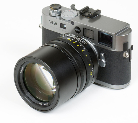 SLR Magic Hyperprime LM 50mm T/0.95 - Review / Test Report | Photography Gear News | Scoop.it