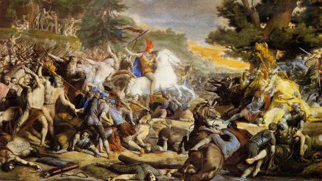 Vite e carriere dei barbari nell'esercito romano | LVDVS CHIRONIS 3.0 | Scoop.it