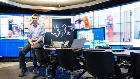 RMIT's VxLab at the cutting edge | RMIT Computer Science & IT - tech news and ICT updates | Scoop.it