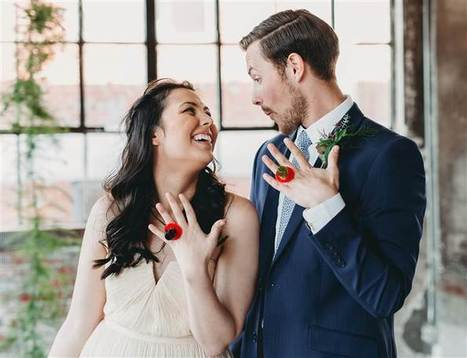With this Ring Pop, I thee wed? Couple gets creative after rings stolen | Kickin' Kickers | Scoop.it