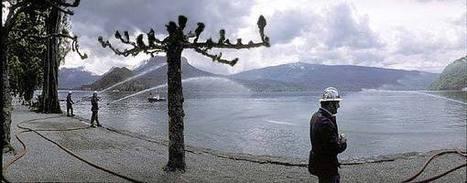 Vidange du Lac d'Annecy, printemps 2002 | Evaluer l'information | Scoop.it