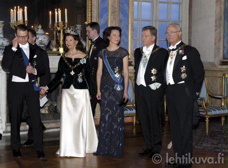 MYROYALS: STATE VİSİT FROM FİNLAND TO SWEDEN -DAY 1 ...   Finland   Scoop.it