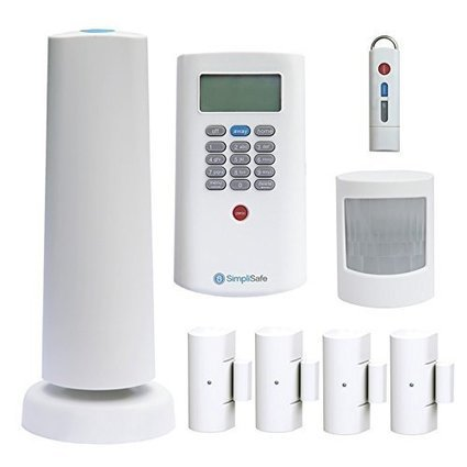 Simplisafe2 Wireless Home Security System 8-piece Plus Package - Connect and Be | Nothing But News | Scoop.it