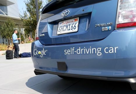 Google Cars Just Got a Major Boost From U.S. Vehicle Regulators | Transition Point! | Scoop.it