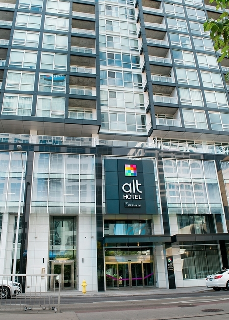 ALT Hotel Ottawa Review | Home + DIY | Scoop.it