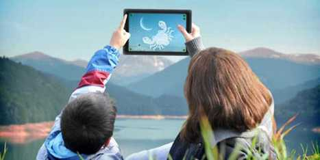 The 9 Best iPad Apps For Your Kids | Educational Technology - Yeshiva Edition | Scoop.it