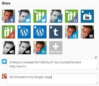 Scoop.it for Google+ Brings Authorship and posting to Google+ Company Pages | Marketing Done Right | Scoop.it