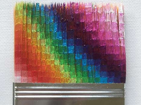 Los patrones de color de Hillman en su fascinante fotografía | El Mundo del Diseño Gráfico | Scoop.it