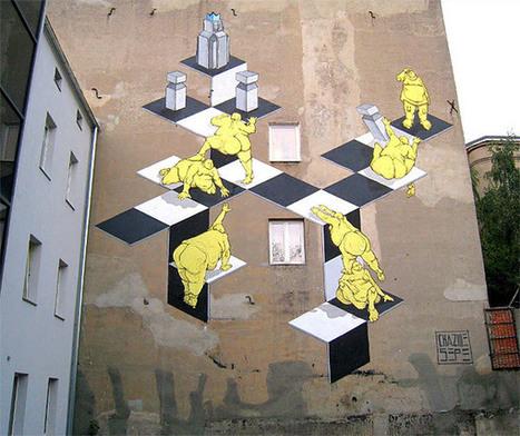 Street Art Around the World | Visual Culture | Scoop.it