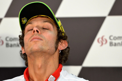 Rossi: this isn't the Ducati I wanted | Browsing around | Scoop.it