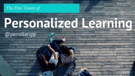 Del Mastery Learning al Personalized Learning! (Educación Disruptiva)   Educación y herramientas web   Scoop.it