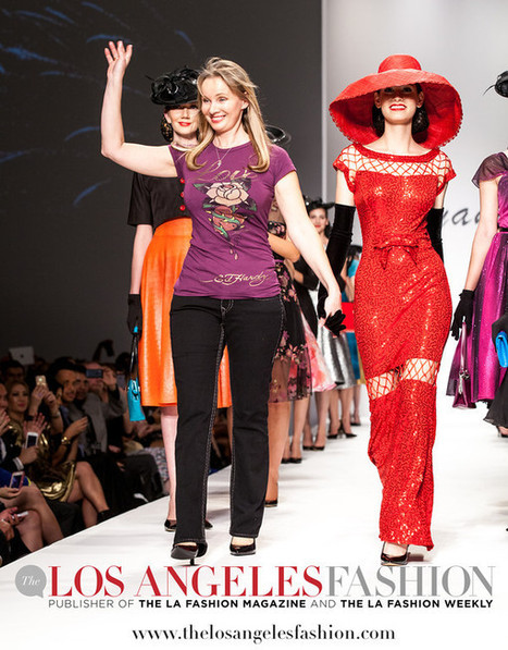Bettie Page Designer Tatyana Brings back Retro Glam at Style Fashion Week! - The Los Angeles Fashion | Jeweleen - Dazzling Fashion Jewelry | Scoop.it