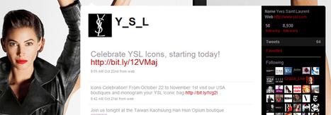 Et les marques de Luxe les plus suivies sur les réseaux sociaux sont... | Luxury Fashion Brand Management | Scoop.it