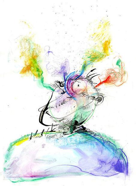 La créativité peut-elle s'apprendre? | ILLUSTRATION | Scoop.it