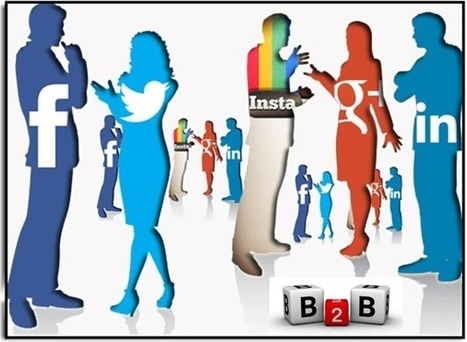 Cómo hacer Social Media en empresas B2B | Marketing Socialmedia | Scoop.it