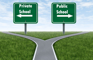 Tips, Differences Between Private & Public High Schools | Home School Online | Education Tussles | Scoop.it