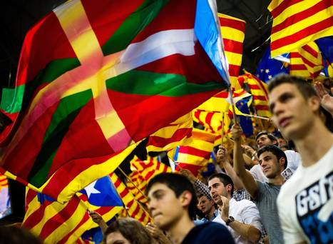 Catalans vote on whether to remain in Spain | Unit IV APHuG | Scoop.it