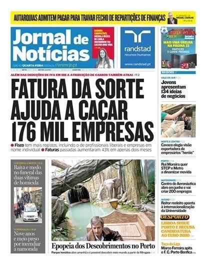 Jornal de Notícias   asdasdasd   Scoop.it