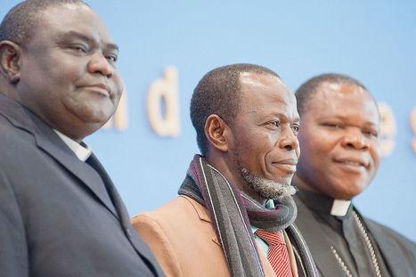 RCA - L'archevêque, l'imam et le pasteur de Bangui: nos prix Nobel de la paix - Afrique - Urbi et Orbi Africa | Qu'elle tourne plus rond | Scoop.it