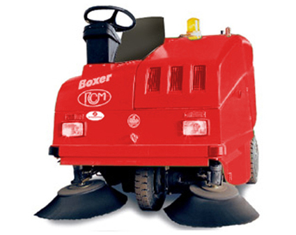 Industrial Sweepers India | Cleaning Equipments Suppliers | Scoop.it