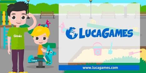 Hoy estrenamos un divertido portal de juegos educativos | FOTOTECA INFANTIL | Scoop.it