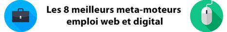 Liste des 8 meilleurs moteurs de recherche emploi web et digital - Blog E-Works | Vie professionnelle et emploi | Scoop.it