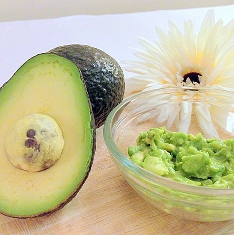 Avocado Face Mask Recipe | Annie Haven | Haven Brand | Scoop.it