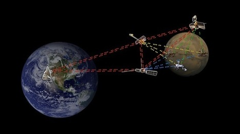 Google's Chief Internet Evangelist on Creating the Interplanetary Internet - Wired | Spacecraft Flight Software | Scoop.it