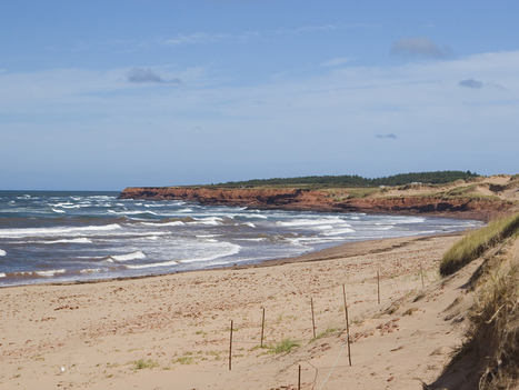 Cavendish Beach, Prince Edward Island, Canada - Map, Facts, Location | Travel | Scoop.it