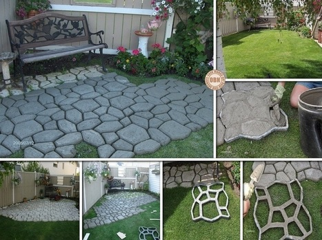 DIY paved patio | Gardening Life | Scoop.it