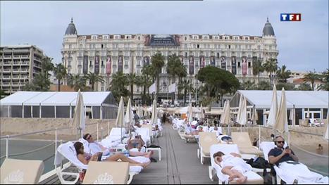 Le journal de 13h - A Cannes, l'hôtel Carlton fête son centenaire | InterContinental Carlton Cannes | Scoop.it