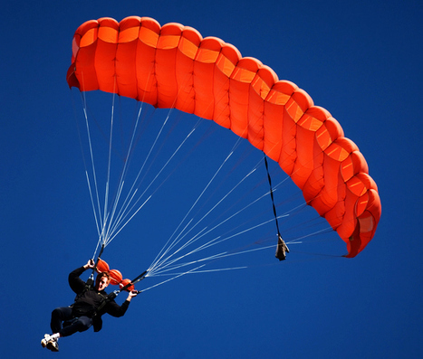 Are You Asking Clients to Take a Leap of Faith? Build Client Trust | MoreMarketing | Scoop.it