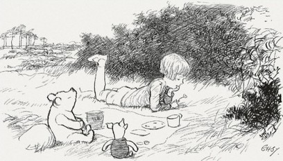 Hear the Classic Winnie-the-Pooh Read by Author A.A. Milne in 1929 | ESL collection | Scoop.it