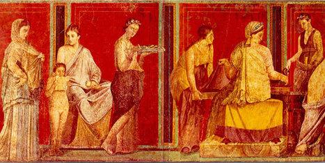 Vestimenta de la mujer romana | Imperium Romanum | Scoop.it