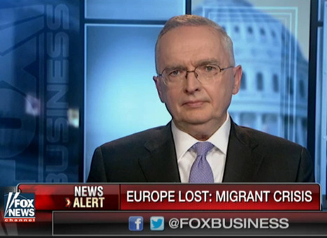 Peters: Europe's Migrant Crisis Is Causing Political Shift Toward Radical Right-Wing | Conservative Politics | Scoop.it