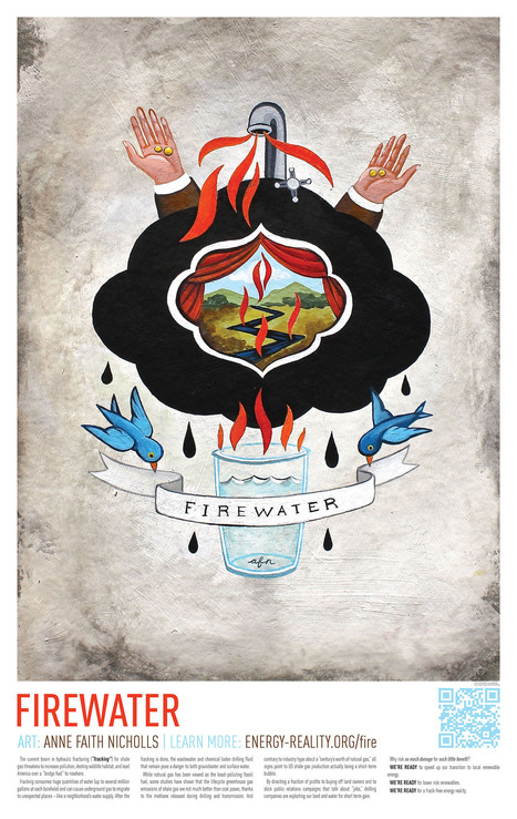 Firewater | Sustain Our Earth | Scoop.it